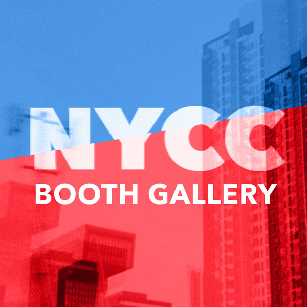New York Comic-Con 2019 Booth Gallery!