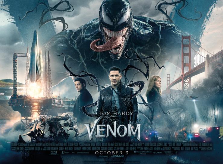 Zoe Kravitz Cast as Catwoman, Venom Director Talks Spider-Man Crossover, and more!