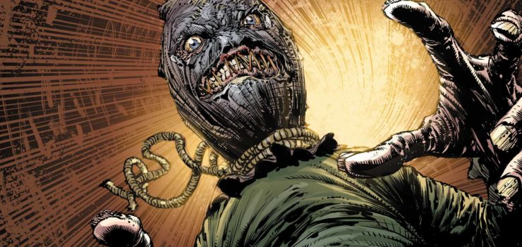 Batman's Creepiest Foes- Scarecrow
