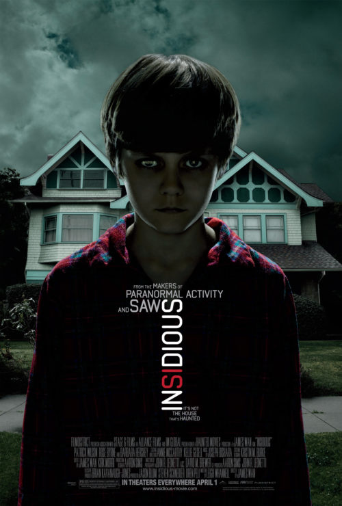 5 Horror Films of the 2010s- Insidious