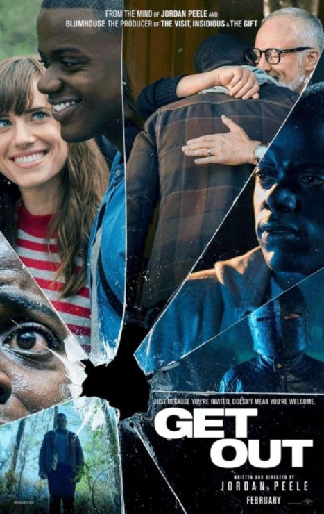 5 Horror Films of the 2010s- Get Out