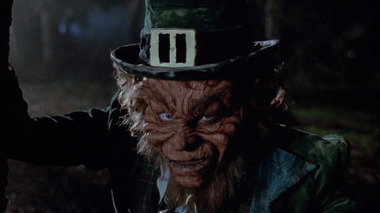Cult Horror Films- Leprechaun
