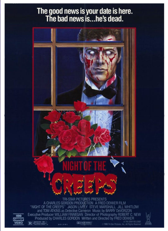 Cult Horror Films- Night of the Creeps