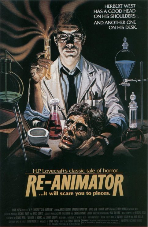 Cult Horror Films- Re-animator