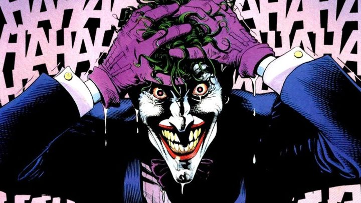 Batman's Creepiest Foes- The Joker