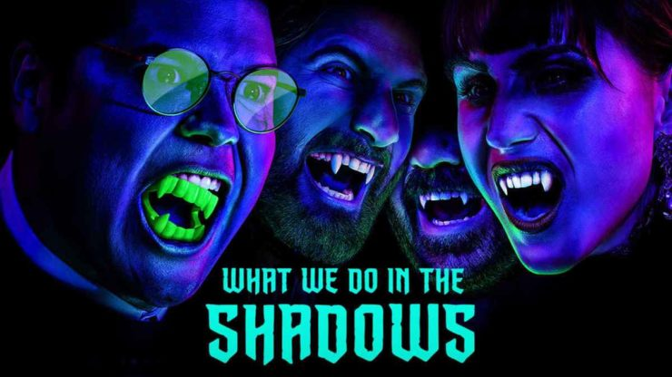 What We Do in the Shadows- Vampire TV Shows