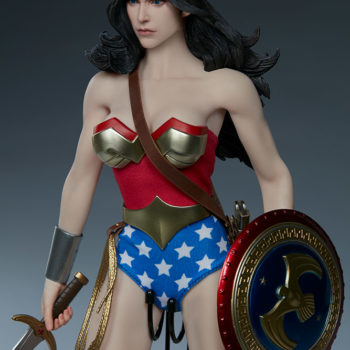 Wonder Woman Sixth Scale Figure with Sword and Shield