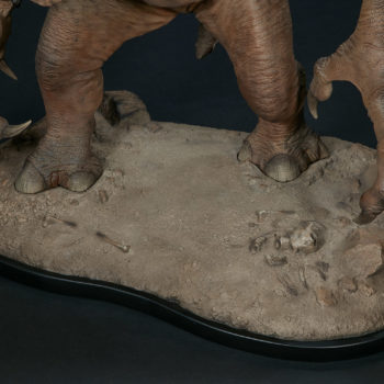 Rancor Deluxe Statue Pit Base 1