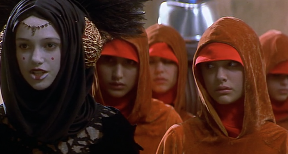 """Image result for padme handmaidens"""""""