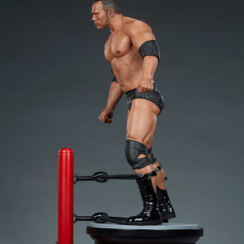 The Rock 1:4 Scale Statue by PCS Collectibles Classic Torso Turnaround 1