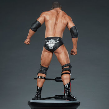 The Rock 1:4 Scale Statue by PCS Collectibles Classic Torso Turnaround 2