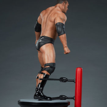 The Rock 1:4 Scale Statue by PCS Collectibles Classic Torso Turnaround 3