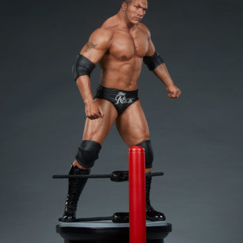 The Rock 1:4 Scale Statue by PCS Collectibles Classic Torso Turnaround 4