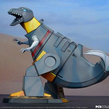 Grimlock Classic Scale Statue