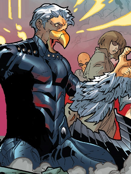 Beak- X-Men Who Deserve Screentime