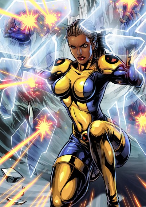 Cecilia Reyes- X-Men Who Deserve Screentime