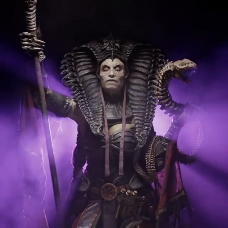 Ve Neill's Cosplay Reveal: Court of the Dead's Cleopsis