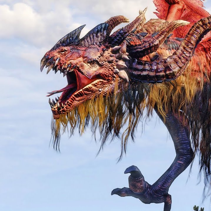 10 Creatures from The Bestiary of The Witcher