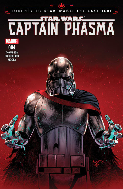 Marvel's Star Wars: Captain Phasma