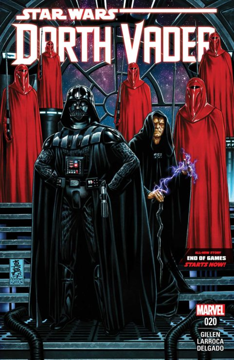 Marvel's Star Wars: Darth Vader
