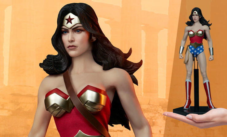 The Wonder Woman Sixth Scale Figure Makes an Amazon Addition to Your DC Comics Collection