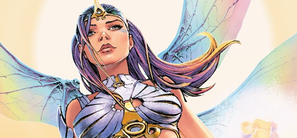 Interview: Sideshow Designer JP Mavinga Creates Soulfire Variant Cover for Aspen Comics