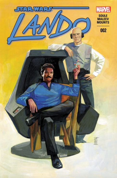 Marvel's Star Wars: Lando