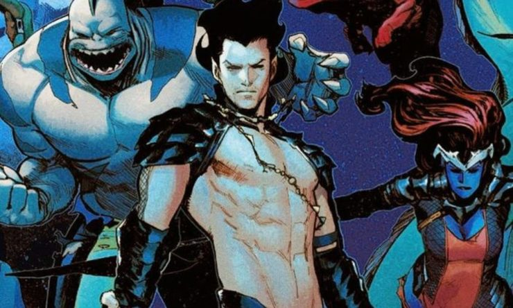 Namor- X-Men Who Deserve Screentime