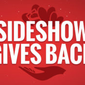 Spread Some Holiday Cheer with Sideshow Gives Back 2019!