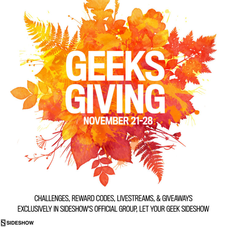 Geeksgiving Guide 2019!