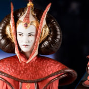 World-Renowned Porcelain Designer Lladró Debuts Stunning Queen Amidala Figurine
