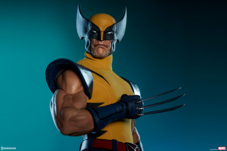 Hey Bub! Check out the New Wolverine Sixth Scale Figure!