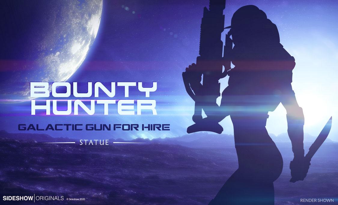 Bounty Hunter: Galactic Gun For Hire