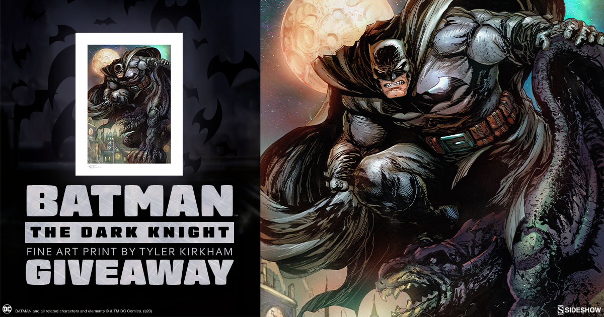 Batman: The Dark Knight Print Giveaway