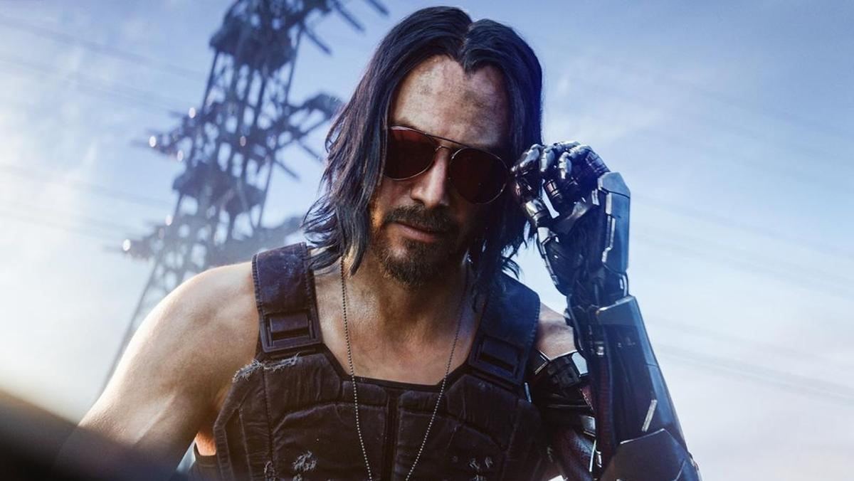 Everything You Need To Know About Keanu Reeves' Johnny Silverhand ...
