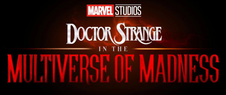 Doctor Strange and the Multiverse of Madness logo