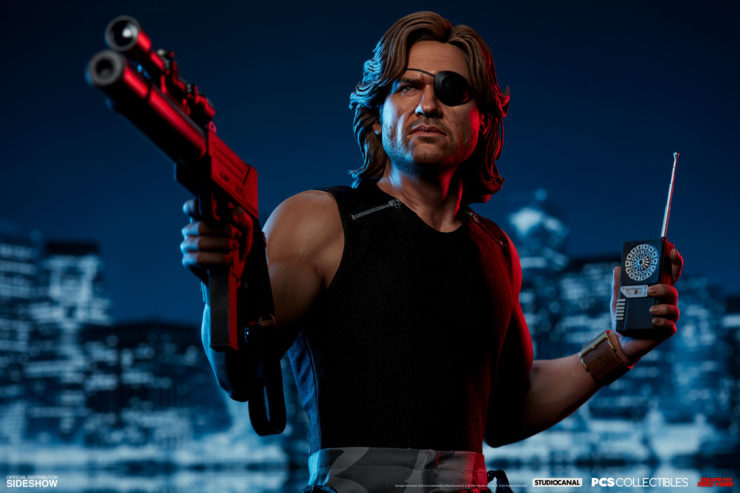 Secure the New Snake Plissken 1:3 Scale Statue by PCS Collectibles