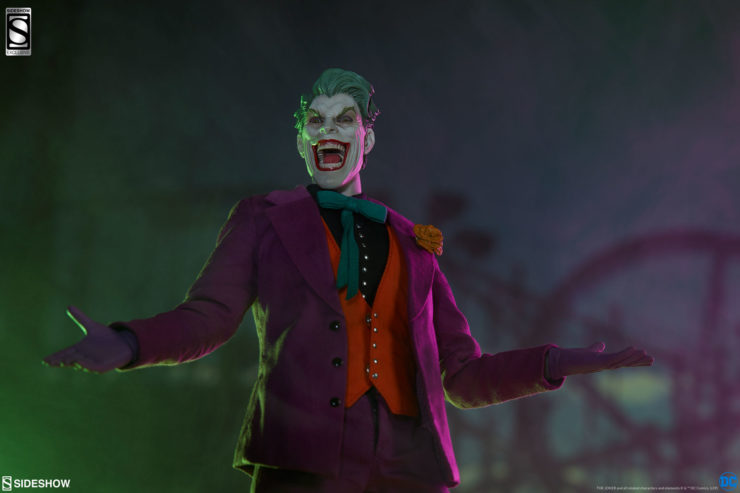 You'll Get a Kick Out Of The New Photos of the Joker Sixth Scale Figure!