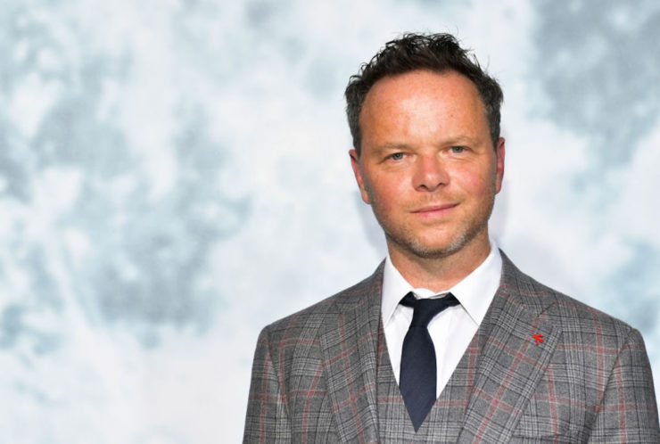 Noah Hawley at the premiere of Lucy in the Sky