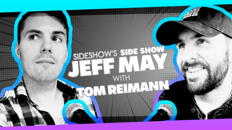 Writer and Comedian Tom Reimann Explores Nerd History on Sideshow's Side Show with Jeff May
