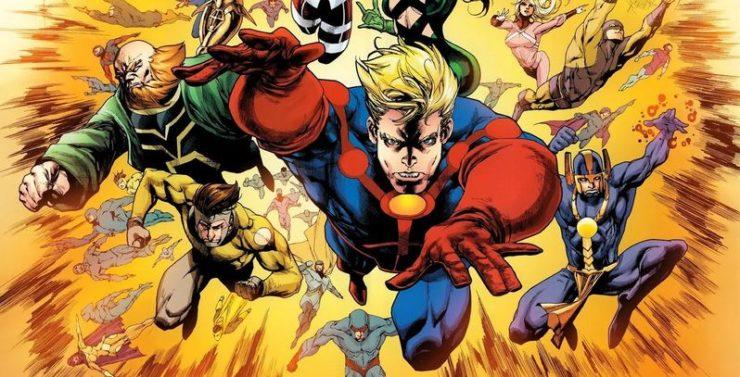 The Eternals Marvel Studios