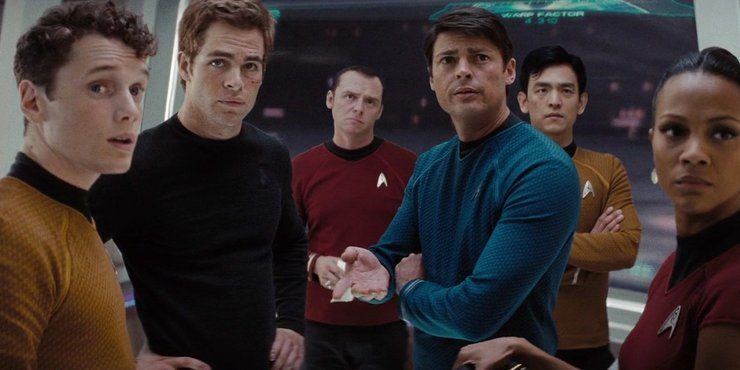 Two New Star Trek Films