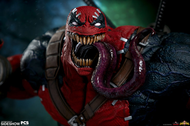 Mix Up Your Marvel Collection with the Venompool 1:3 Scale Statue by PCS Collectibles