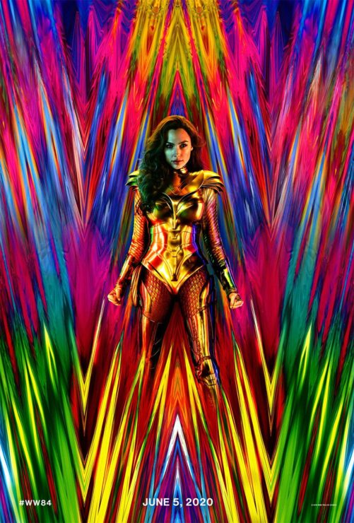 Wonder Woman Trailer, Ghostbuster: Afterlife Trailer, and more!