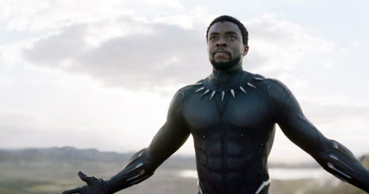 Black Panther from Marvel Studios