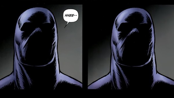 Top 10 Clones in Comics- Black Noir