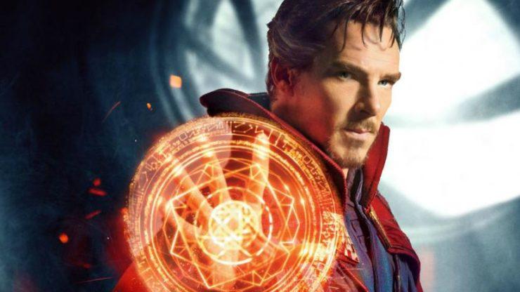 Doctor Strange- Benedict Cumberbatch