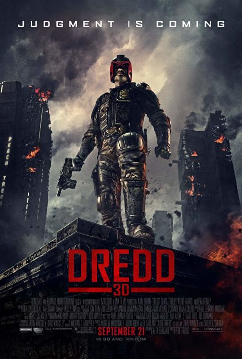 Dredd- Best Indie Comic Book Movies