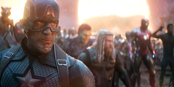 """Avengers: Endgame Captain America says """"Avengers Assemble"""""""