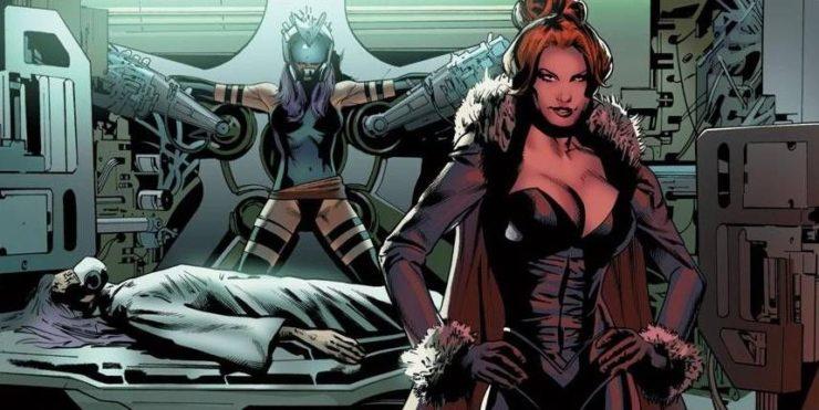 Top 10 Clones in Comics- Madelyne Pryor